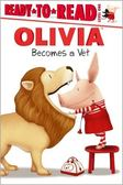 【Olivia系列讀本】OLIVIA   BECOMES A VET /L1
