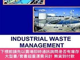二手書博民逛書店Industrial罕見Waste ManagementY483184 Mendoza, Rose Marie
