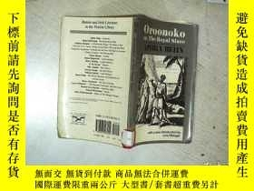 二手書博民逛書店OROONOKO罕見OR THE ROYAL SLAVE 奧羅諾科或皇室奴隸 大32開 05Y261116