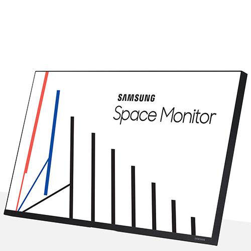 Samsung 三星 S27R750QEC 27型 144Hz 2K WQHD高解析度多段式顯示器