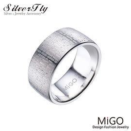 《 SilverFly銀火蟲銀飾 》【MiGO】情書白鋼女戒