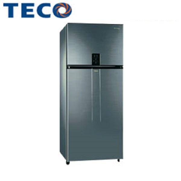 東元 TECO  R6191XHK  610公升雙門冰箱  觸控式面板