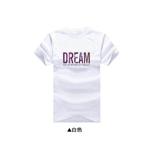 星空DREAM 24小時快速出貨 潮T 情侶T 純棉短T MIT台灣製【YC335】可單買 男女可穿