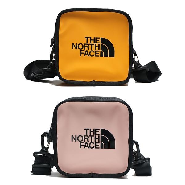 THE NORTH FACE 北臉腰包 EXPLORE BARDU II 兩色 大LOGO 方塊 基本 側背包 (布魯克林) NF0A3VWS-