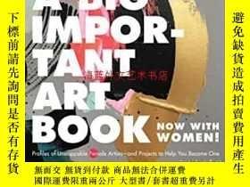 二手書博民逛書店A罕見Big Important Art BookY28384 Danielle Krysa Running