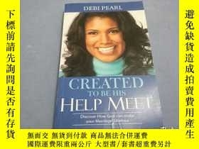二手書博民逛書店CREATED罕見TO BE HIS Help Meet DEB