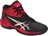 ASICS  亞瑟士  兒童籃球鞋 GELPRIMESHOT SP 4  (黑紅)   內置亞瑟膠避震 輕量透氣  TBF140-9023 【胖媛的店】