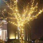 LED彩燈閃燈串燈110V扁插圣誕節滿天星銅線防水外貿霓虹燈串-免運好康八八折下殺