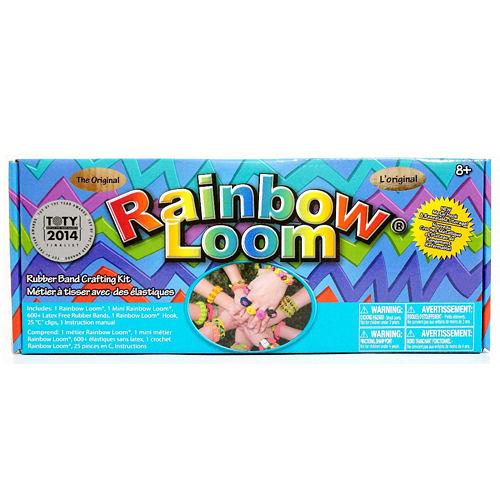 【美國 Rainbow Loom】彩虹編織器
