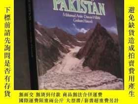 二手書博民逛書店pakistan罕見巴基斯坦伊斯蘭共和國 8開精裝畫冊Y6713