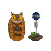 【日本正版】龍貓巴士 不倒翁 玩具 龍貓 宮崎駿 吉卜力 - 395964