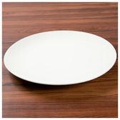 白色瓷器 圓盤 30cm A0020 NITORI宜得利家居