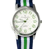 范倫鐵諾Valentino 獨特逆轉機芯帆布手錶對錶腕錶 中性款男女皆可 柒彩年代【NE1821】單支