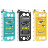 [哈GAME族]滿399免運費 可刷卡●全包邊保護●良值 IINE Switch NS Lite 平面款 矽膠保護套 防指紋 三色