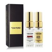 TOM FORD 私人調香系列-先聲奪人+禁忌玫瑰香水(4mlX2)[含外盒] EDP-航版