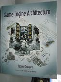 【書寶二手書T2/電腦_QHW】Game Engine Architecture_Gregory, Jason