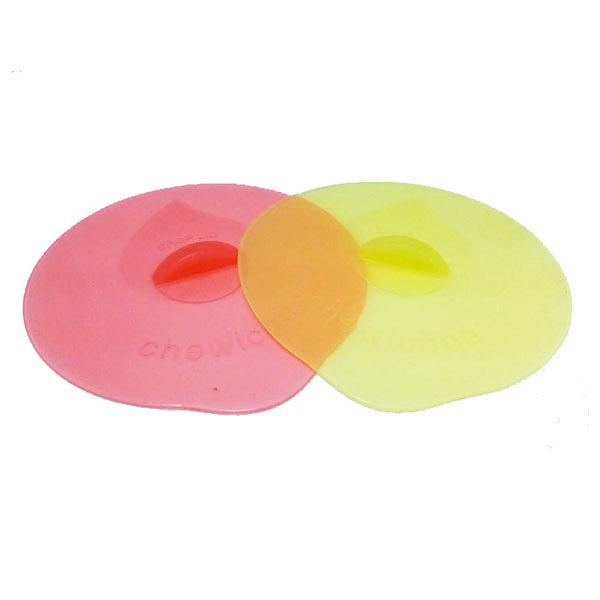 ↘免運買1送1 Buy917 【軟食器】無毒環保 餐具 食用 矽膠水滴杯蓋(100%MIT)/碗盤蓋