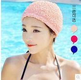 長短發時尚護耳布加大不勒頭溫泉泳帽PLL3013【男人與流行】