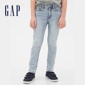 Gap男童時尚水洗五口袋牛仔褲540213-淺色水洗