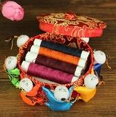 百子盒 針線包 女方嫁妝用品 新娘嫁妝 結婚用品【皇家結婚百貨】