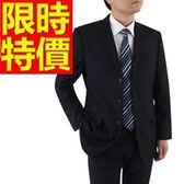 成套西裝 包含西裝外套+褲子 男西服-制服上班族必備優質復古別緻2色54o4[巴黎精品]