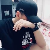 帽子男女鴨舌帽韓版潮流男士帽子情侶遮陽帽休閒防曬太夏天棒球帽