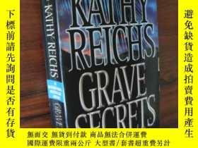 二手書博民逛書店Grave罕見Secrets( )Y85718 Kathy Re