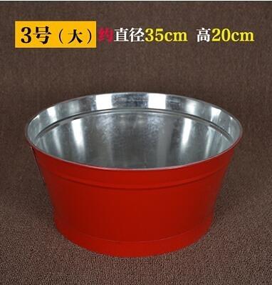 燒紙桶 加厚不銹鋼燒寶桶 聚寶桶聚寶盆