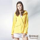 【ST.MALO】極致輕量收納防蚊防曬50+外套-1743WJ-蒼蘭黃