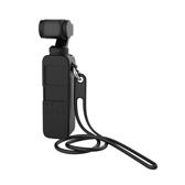 DJI 大疆 OSMO Pocket 口袋雲台相機 矽膠保護套 附手繩