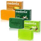 MEDIMIX 印度綠寶石皇室藥草浴美肌皂125g【美日多多】