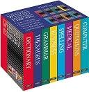 二手書《The New International Webster s Pocket Reference Library: 8 Volume Box Set》 R2Y ISBN:1582796270