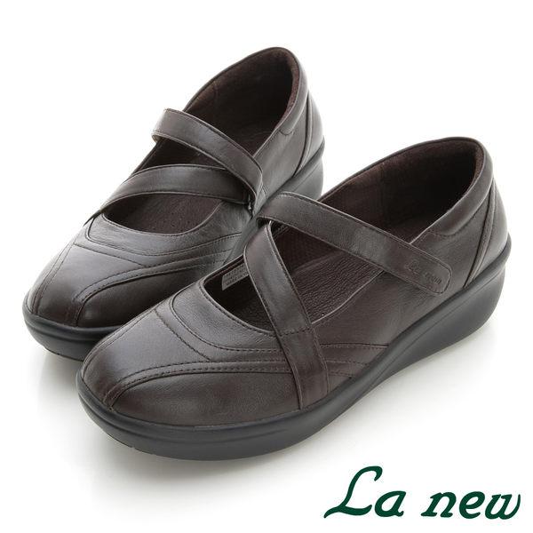 【La new outlet】氣墊休閒鞋 (女219026526)
