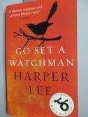 【書寶二手書T7/原文小說_JII】Go Set a Watchman_Lee Harper