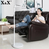 ipad折疊支架落地air2床頭懶人看電視平板電腦手機通用pad直播架子夾