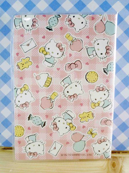 【震撼精品百貨】Hello Kitty 凱蒂貓~kitty證件套-點心S-粉