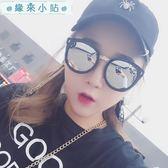 太陽眼鏡 韓版防紫外線墨鏡偏光太陽眼鏡