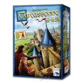 卡卡頌2.0 Carcassonne 2.0 【新天鵝堡桌遊】