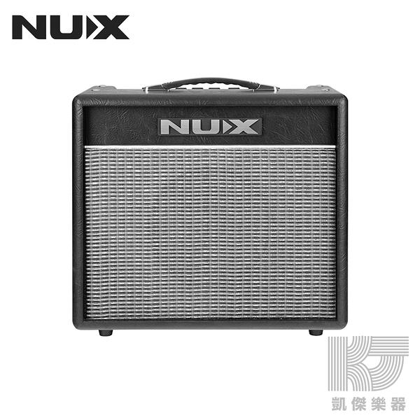 【凱傑樂器】NUX Mighty 20 BT 20W 藍芽電吉他音箱 全新公司貨