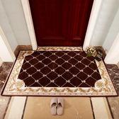 地墊門墊進門簡約現代家用吸水防滑入戶門廳地毯大門口地墊可裁剪igo  潮流前線
