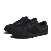 PONY 休閒鞋 DUNK 黑 全黑 帆布 板鞋 男 (布魯克林) 91M1SL05BK