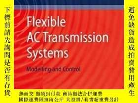 二手書博民逛書店Flexible罕見Ac Transmission System