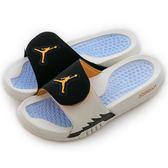Nike 耐吉 JORDAN HYDRO V RETRO  運動拖鞋 555501118 男 舒適 運動 休閒 新款 流行 經典