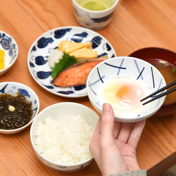 Natural69 波佐見燒 Swatch系列 日式點心碗 餐碗 湯碗 醬汁碗 碗 斗笠碗 250ml 磁磚 日本製【美學生活】
