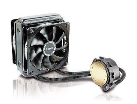 新竹【超人3C】保銳 封閉式水冷風扇 ELC120-TB 三段式PWM可調轉速風扇