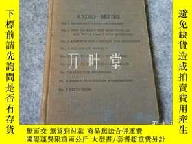 二手書博民逛書店萬葉堂英文罕見radio seriesY25771