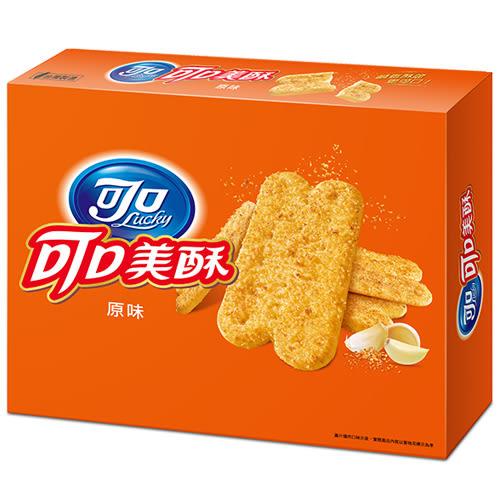 可口可口美酥量販包-原味240g【愛買】