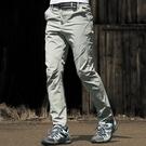速干褲男女夏季超輕薄款快干透氣修身顯瘦彈力戶外登山長褲 大碼 【創意新品】