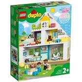 【LEGO樂高】Duplo幼兒系列 -  模組玩具屋  #10929