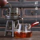 茶濾創意茶隔陶瓷個性石磨茶葉過濾網器茶具配件茶濾『新佰數位屋』